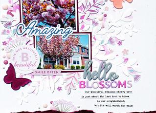 Hello Blossoms | Debbi Tehrani