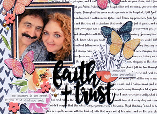 Faith + Trust | Debbi Tehrani