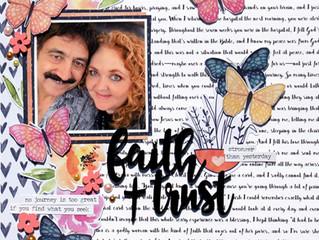 Faith + Trust | Debbi Tehrani