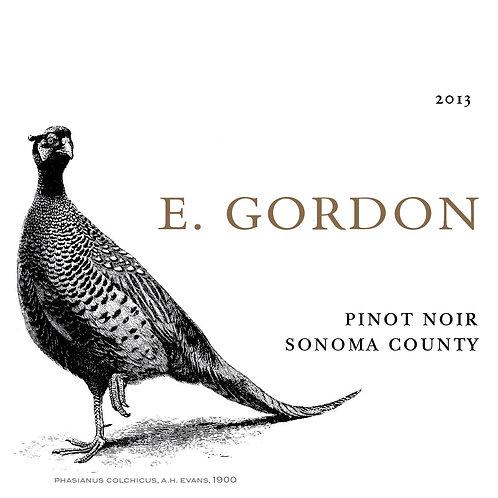 E Gordon Pinot Noir, 2013 by the Bottle