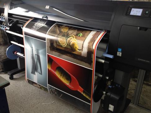 Impresión en papel perlado