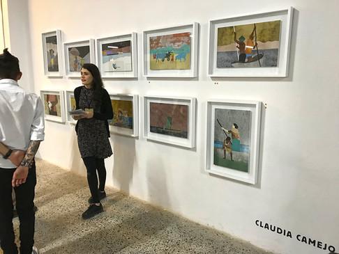 Feria del Millón -Claudia Camejo