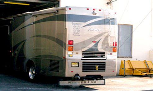 RV Storage in Canby Oregon