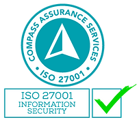 Accurassi ISO 27001 Certified