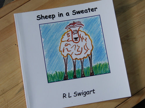 Sheep In A Sweater