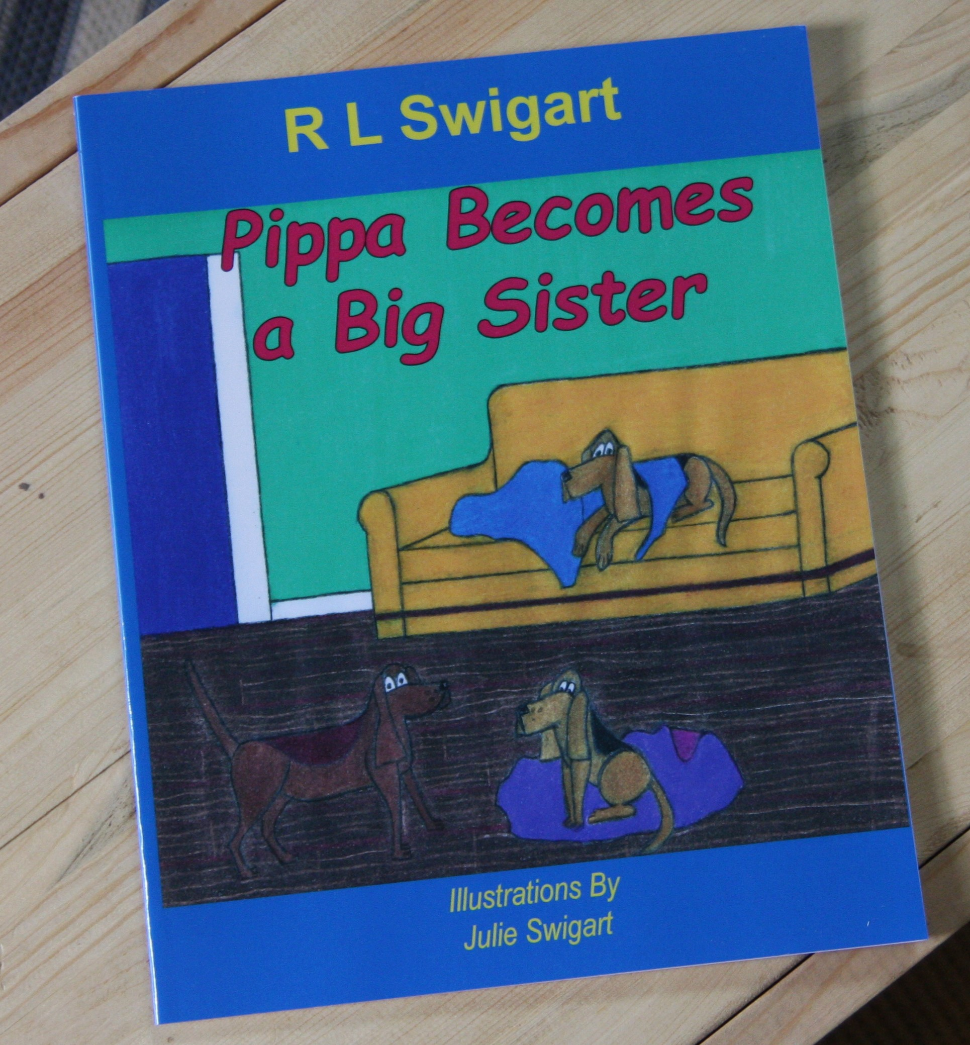 Pippa Becomes a Big Sister