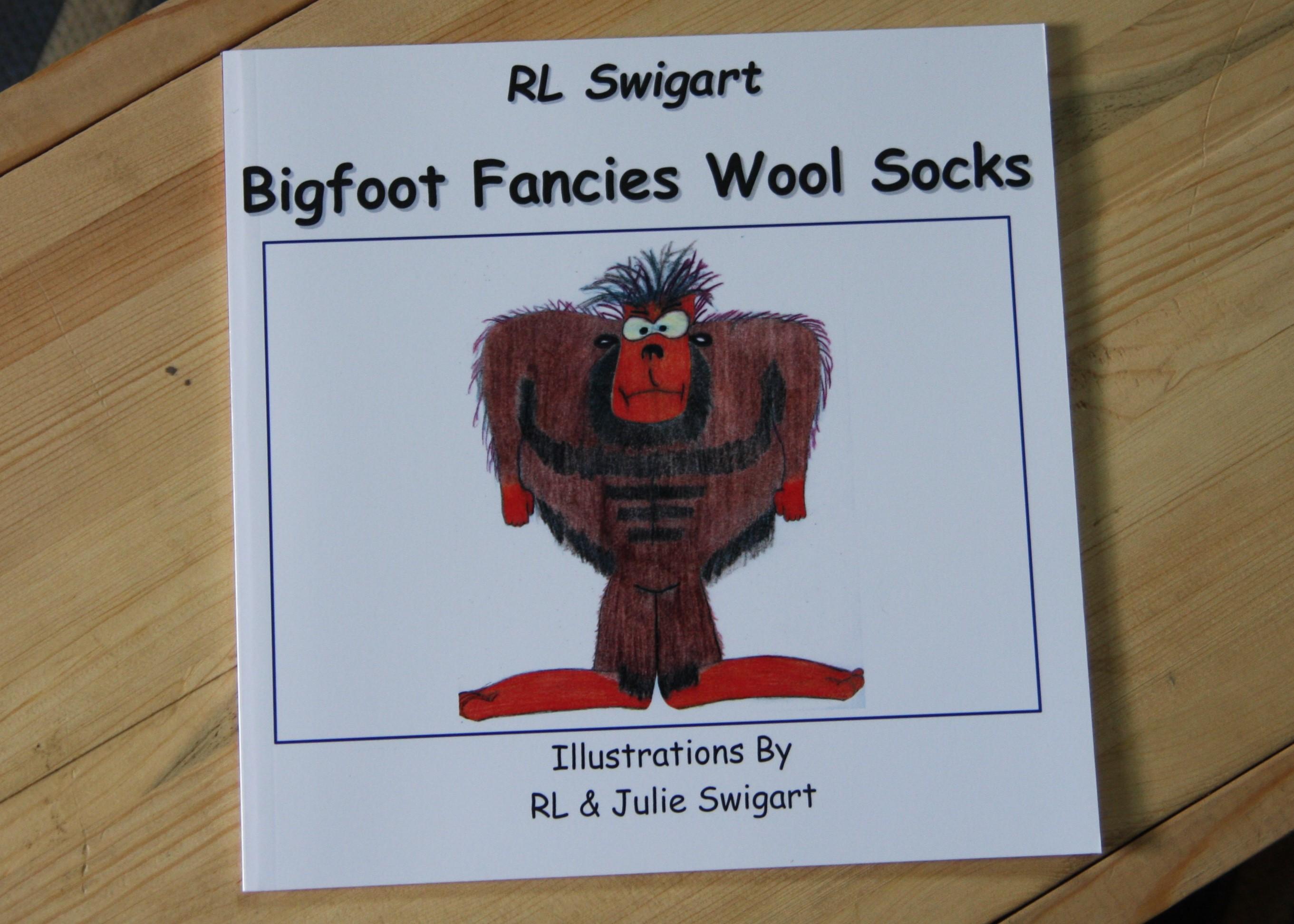 Bigfoot Fancies Wool Socks