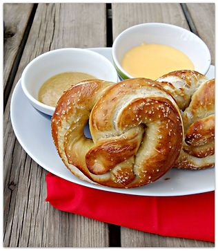 pretzel with mustard and cheese.jpg