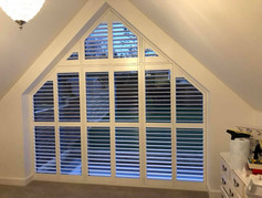 Apex Shutter Blinds After