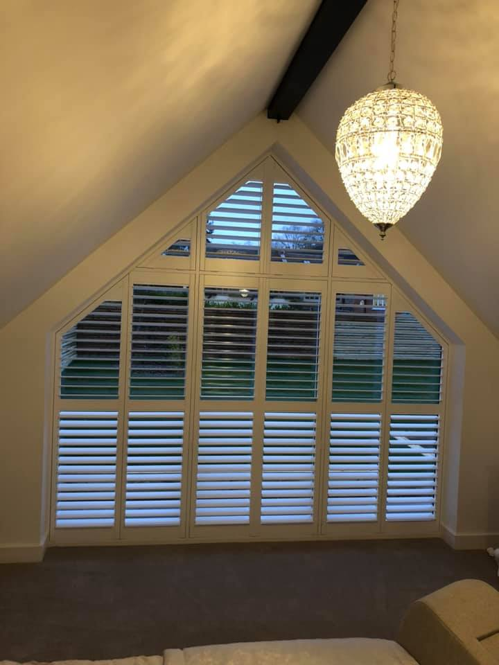 apex shutters bedroom
