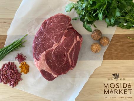Mosida Market Ethnic Dishes: Khoresh-e ghormeh sabzi