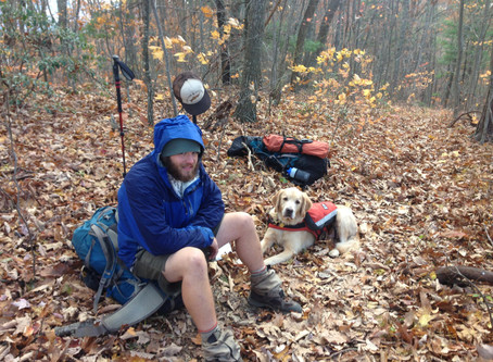 HARRISON FLODIN: Trail Angels on the Appalachian Trail - Part 2