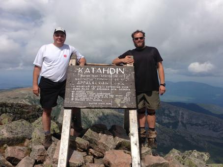 Hiking the Appalachian Trail - Part 1