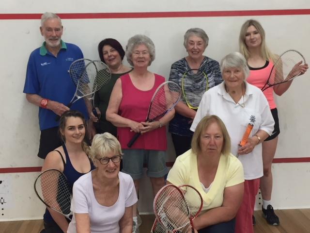 gentle squash 2017