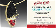 La Quinta Art Celebration_Rack Card_Dorothee Naumburg