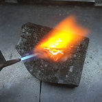 Melting a 24K gold ingot.jpg