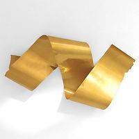 Finished rolled gold foil