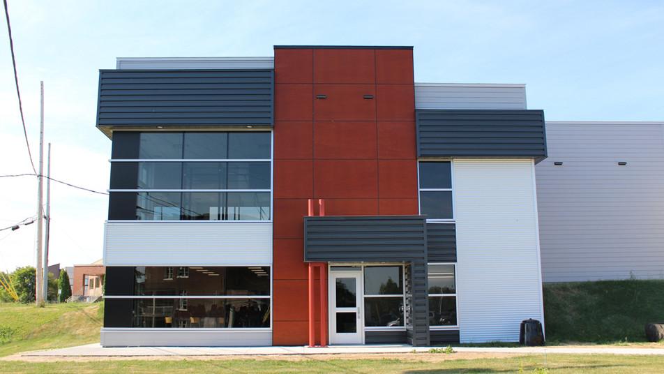 Centre de conditionnement physique, MASHTEUIATSH