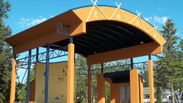 SITE DE TRANSMISSION DE LA CULTURE ILNU, Mashteuiatsh
