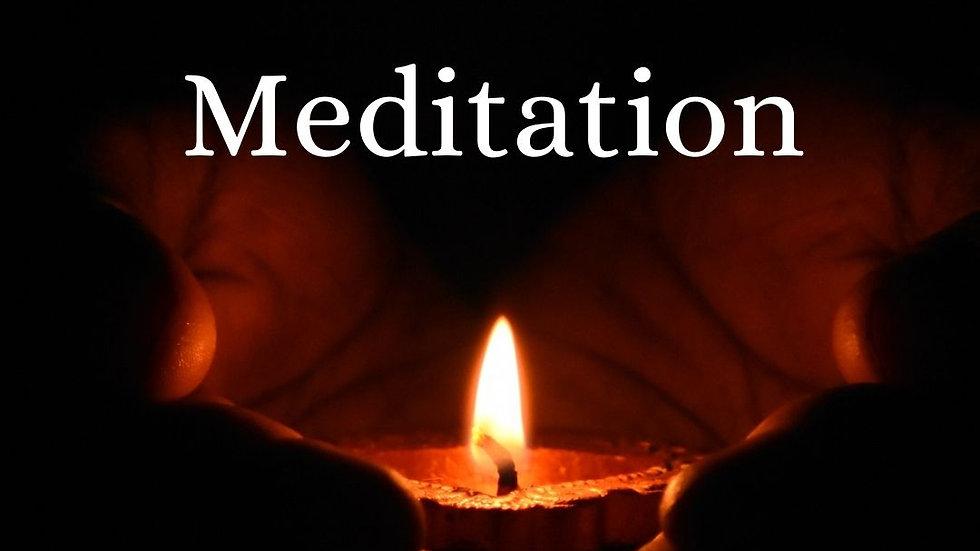 Heart Alter Meditation