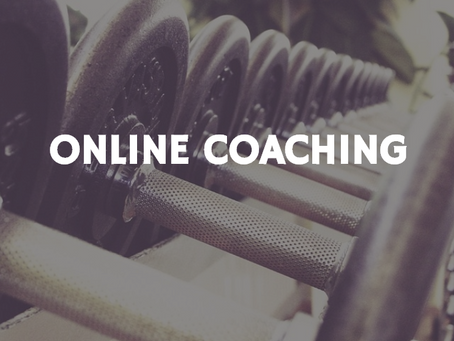 Online Coaching: The Next Frontier of Health and Fitness