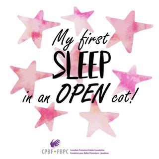 My First Sleep in an Open Cot.jpg