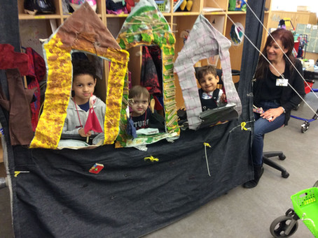 A different kind of Kindergarten