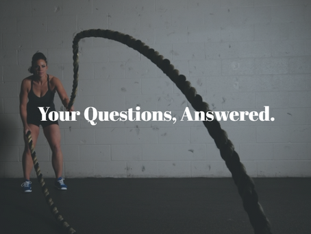 Common Q & A's About Joining Apex Physiques