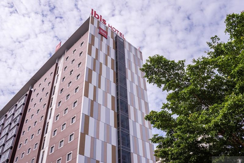 Hotel Ibis Saigon South in Ho Chi Minh city