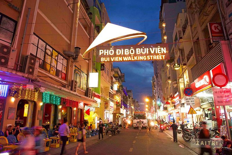 Top Night Life Destination in Ho Chi Minh city