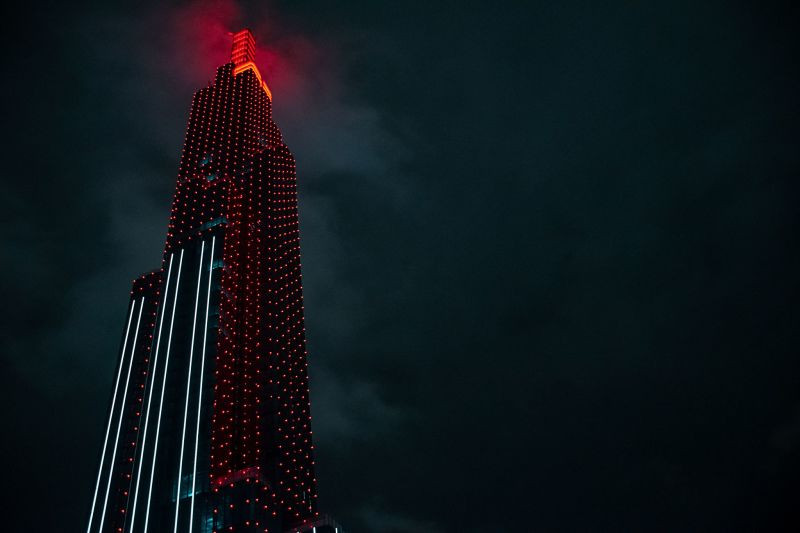 Landmark 81 - the highest building in Viet Nam
