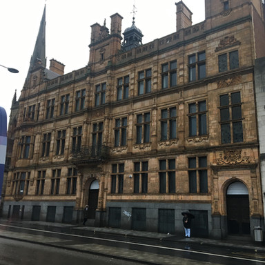 Condition Survey on Grade II listed Former Education Offices
