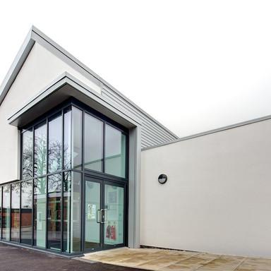 Sports Hub, St John Rigby College