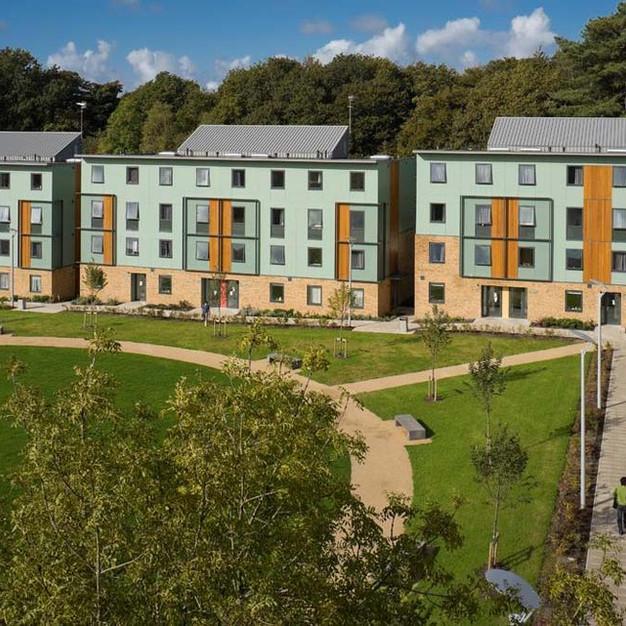 Lancaster University Residences Phase 4