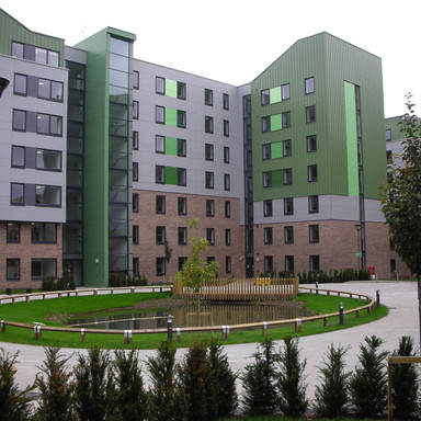 The Green Sustainable Student Village