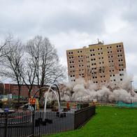 Old Trafford Demolition