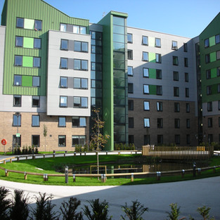 The Green, Sustainable Student Village