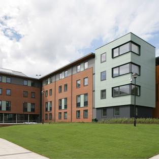 Student Eco Residences, Leeds