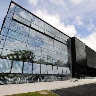 Sports Centre, Lancaster University