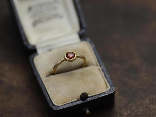 5mm ROSE CUT RING