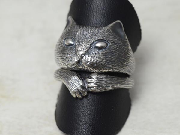 猫が猫の手を借りたセットリング