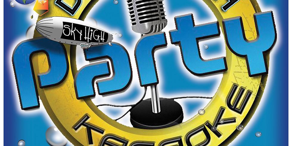 Thursday Night Karaoke with DJ Skyhigh