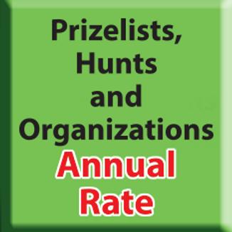 Hunts, Prizes & Non Profits