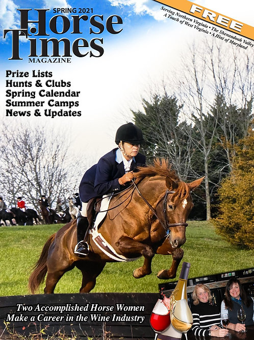 Horse Times Volume 13 Issue 1