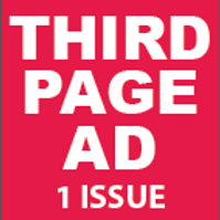 Third Page Ad