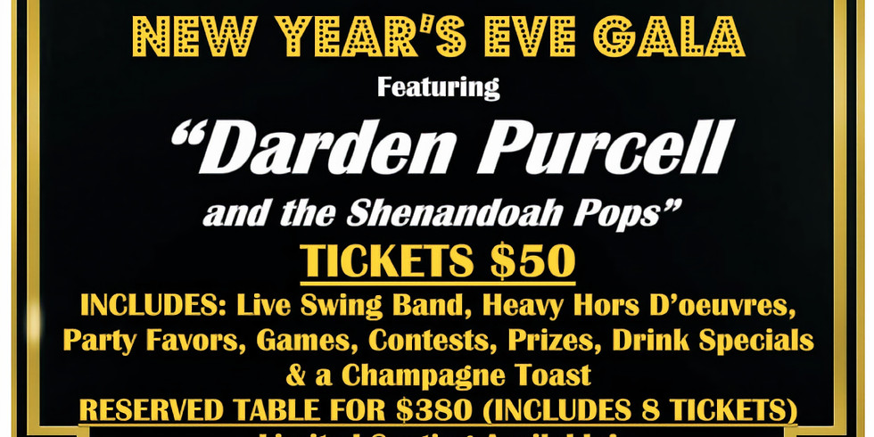 Darden Purcell and the Shenandoah Pops