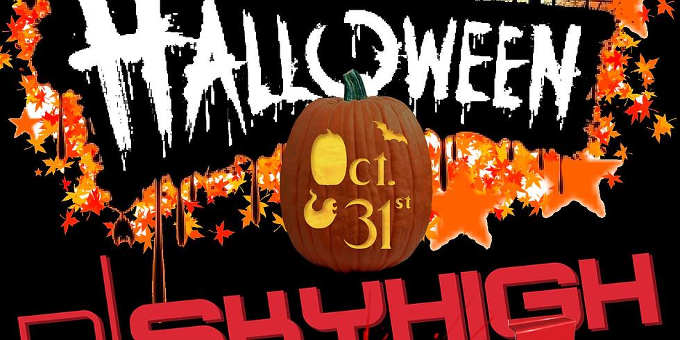 DJ Skyhigh's Unofficial Halloween Party