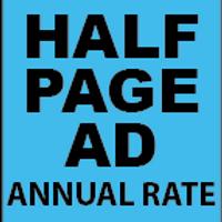 Half Page Ad Annual