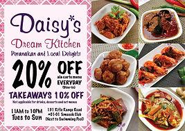 Daisy's Dream Kitchen