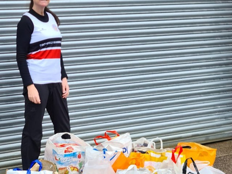 DRC Supports Chesterfield Foodbank